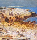 hassam northeast headlands, new england coast