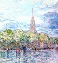 hassam saint marks in the bowery
