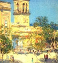 hassam street of the great captain, cordoba