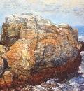 hassam sylphs rock, appledore