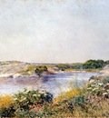 hassam the little pond, appledore