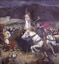 al C08 HatherellWilliam Rescue of Guinevere by Lancelot