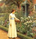 Leighton Edmund Blair Summer Roses