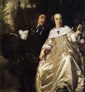 Helst van der Bartholomeus A del Court and Maria Sun