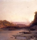 Herzog Herman Evening on the Susquehanna