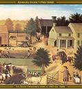 edward hicks the david twinnings home 1846 po amp