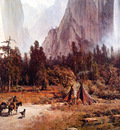 JLM 1860 Thomas Hill Yosemite Valley