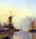 Hoedt Jan Hendrik At the mouth of the sea Sun