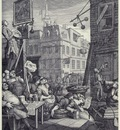 hogarth beer street,