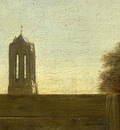 HOOCH,DE A DUTCH COURTYARD, 1658 1660, DETALJ 1, NGW