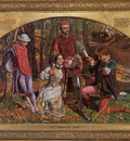 Hunt William Holman Valentine rescuing Sylvia from Proteus