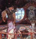 The Lady of Shalott CGF