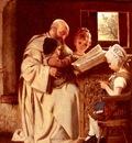 Kaulbach Hermann Reading The Bible