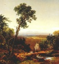 kensett white mountain scenery