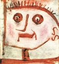 Klee An allegory of propaganda, 1939, Victoria and Albert Mu