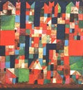 Klee City Picture with Red and Green Accents,1921, Coll  Dr