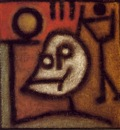 Klee Death and fire, 1940, 44 x 46 cm