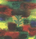 Klee Little Tree Amid Shrubbery, 1919, Private, England