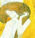 Klimt The Beethoven Frieze, 2, 1902 Secession Building, Vie
