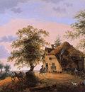 Knip Henri Landscape near Vught Sun