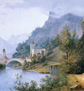 Knip Henri View at St Maurice Sun
