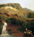 Knip Josephus Ital landscape Sun