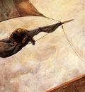 Krohg Christian Fixing The Sail