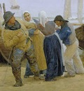 kroyer peder severin pescadores de hornbaek