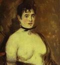 Edouard Manet Nude