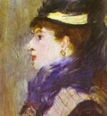 Edouard Manet Portrait of a Lady