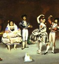 Edouard Manet The Spanish Ballet