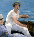 on a boat, manet 1600x1200 id