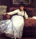 Repose Study of Berthe Morisot