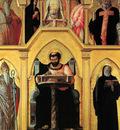 Mantegna 012 St Luke Polyptych 1453 1455 detail