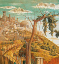 Mantegna 022 Christ on the Mount of Olives 3 1460 detail