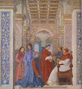 Mantegna Andrea The Family of Ludovico Gonzaga