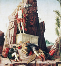 Mantegna Andrea The Resurrection
