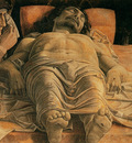 Mantegna Andrea The dead Christ