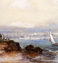 Martens Conrad View Of Sydney Harbour