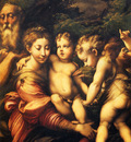Mazzola Girolamo Francesco Maria The Holy Family