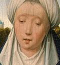 MEMLING SAINT VERONICA, C  DETALJ 1, 1470 1475, NGW