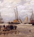 Mesadag Hendrik Willem Pinken in de branding Sun