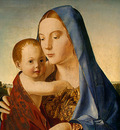Antonello da Messina Madonna and Child, c  1475, 58 9x43 7 c