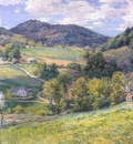 metcalf spring in the valley c1924