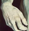 David hand detail EUR