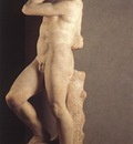 Michelangelo David Apollo detail1