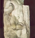 Michelangelo Slave awakening
