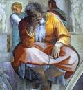 Michelangelo The Prophet Jeremiah