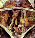 Michelangelo The Punishment of Haman