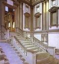 Michelangelo Vestibule of the Laurentian Library